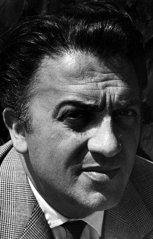 Federico Fellini | by Ara Güler
