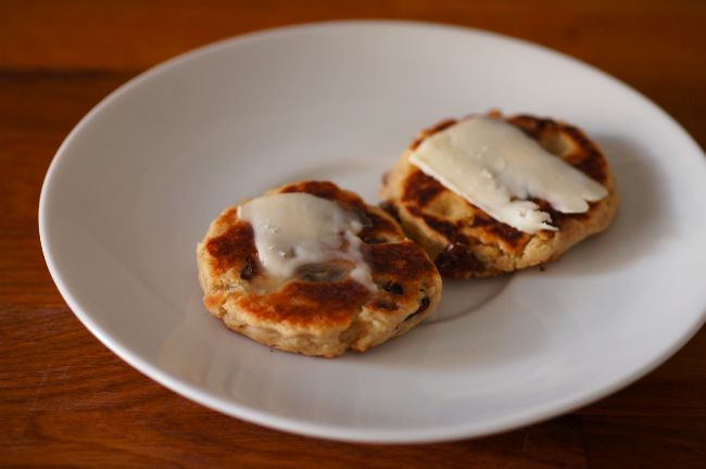 how to make welsh cakes step by step