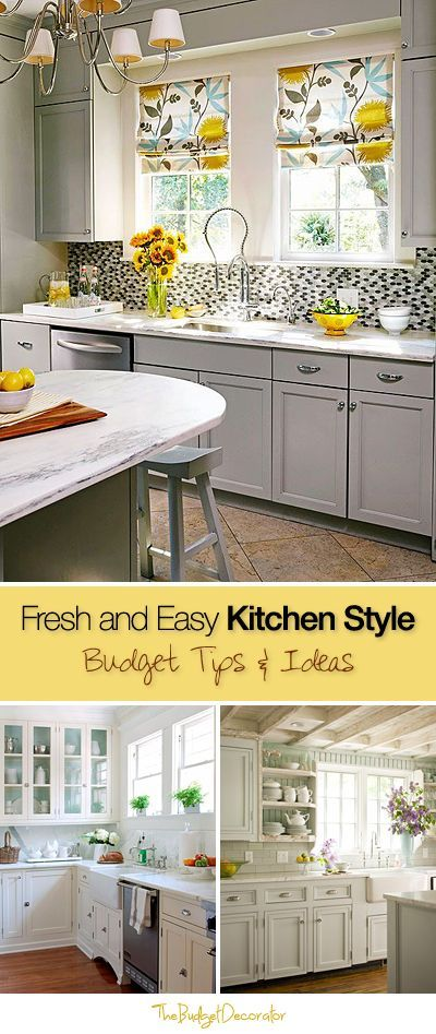 17 Best Ideas About Yellow Kitchen Decor On Pinterest