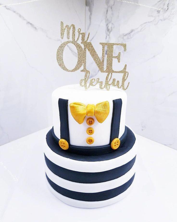 First Birthday Boysbirthdaycakes Baby Boy Birthday Cake Boys