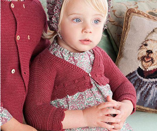 Ropa bebés - Colección Nanos Otoño - Invierno 2011 - 2012