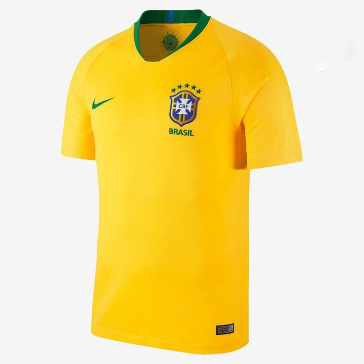 Brasilien 2018 FIFA WM Heim trikot (With images) World