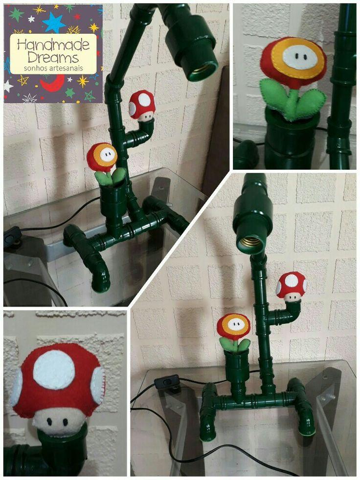 Luminaria Mario Bros  By Handmade Dreams