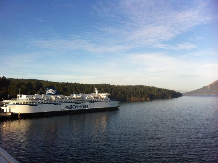 Explore The Beauty Of Caribbean: BC Ferries - Victoria Terminal