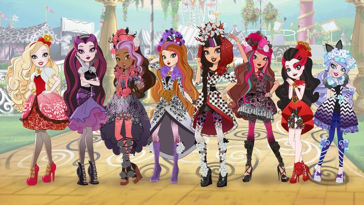 Watch Ever After High Online | Netflix