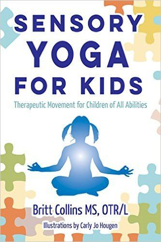 Catalog No. 29240 This book shows how to use yoga to bring calm and focus (and exercise!) to kids with special needs. Childhood is a time filled with new motor challenges and hurdles; and this is doub