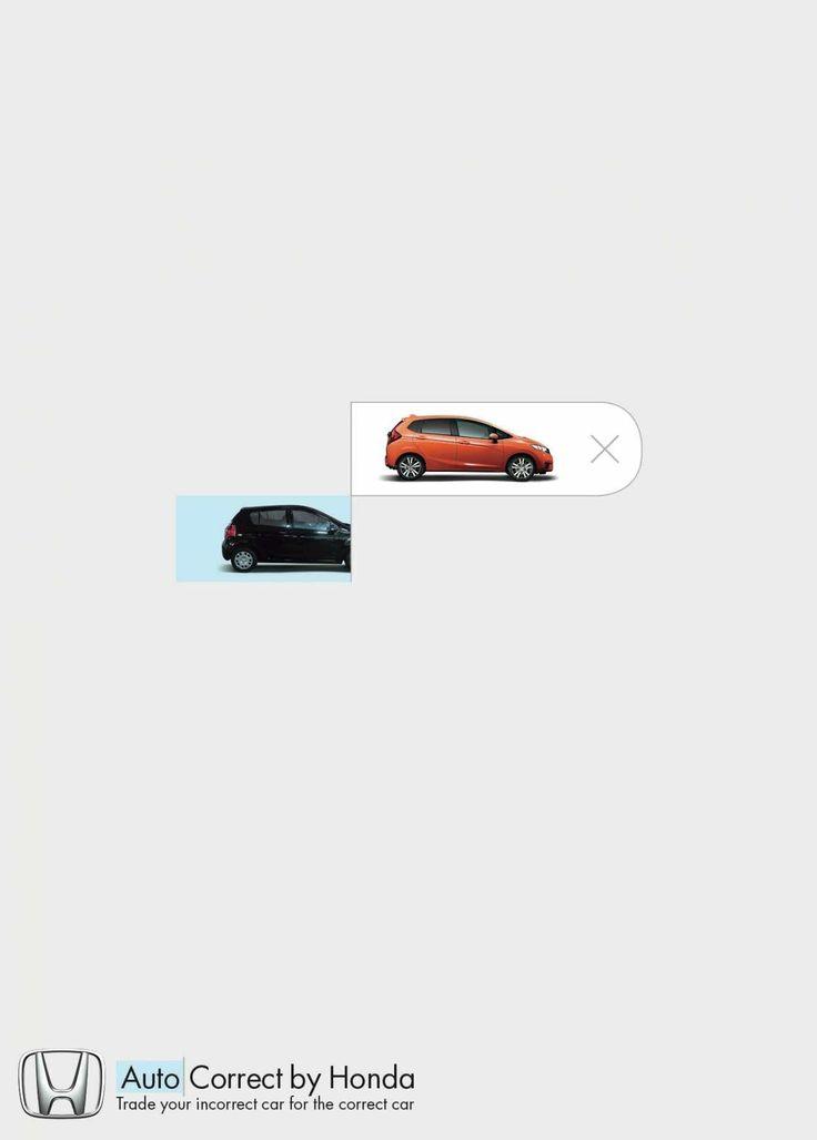 Honda: Honda Auto Correct, 2
