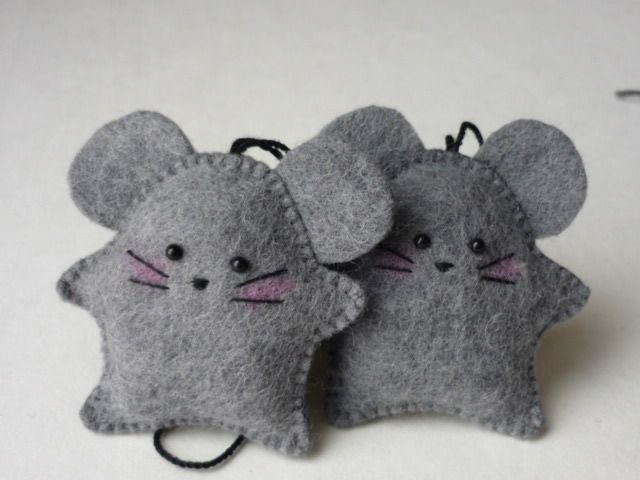 Mice that would make good 'pieces' for gaming - MAUS als Anhänger