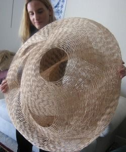 Another toothpick sculpture. Toothpicks!