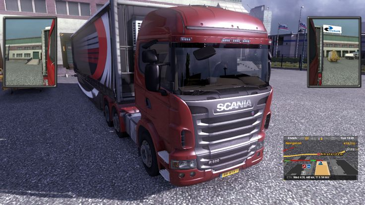 #Scania highline