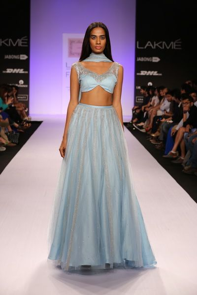 Shehlaa by Shehlla Khan Lakme Fashion Week S/R 2014