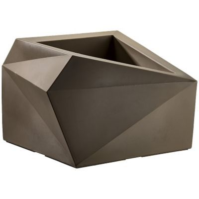 Origami Planter Origami, Planters, Outdoor landscaping