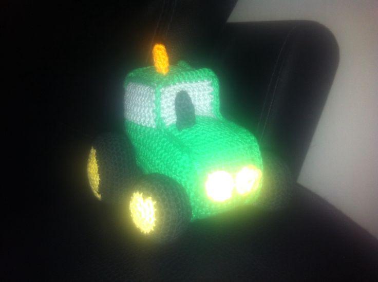 Køreklar John Deere traktor