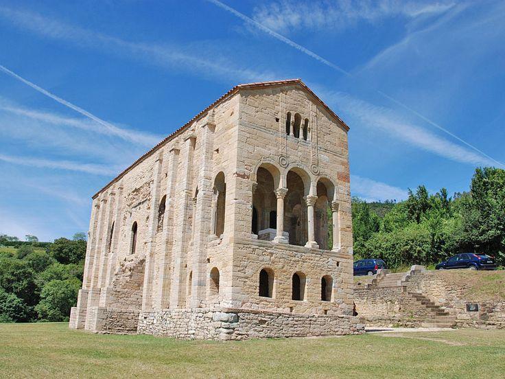 Церковь святой Марии Наранко (Астурийское королевство)
