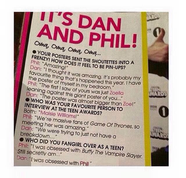 THE LAST THING DAN RESPONDED WITH TO THE LAST QUESTION OHMYGOD don't mind me I'm just exploding over here