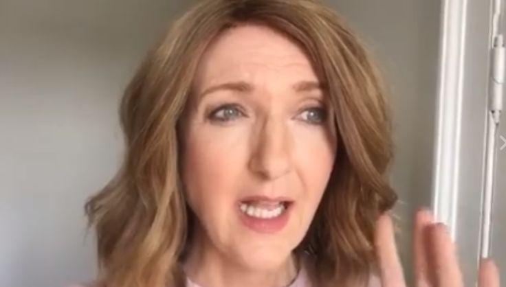 BBC's Victoria Derbyshire found hair loss was 'worst bit of cancer treatment'