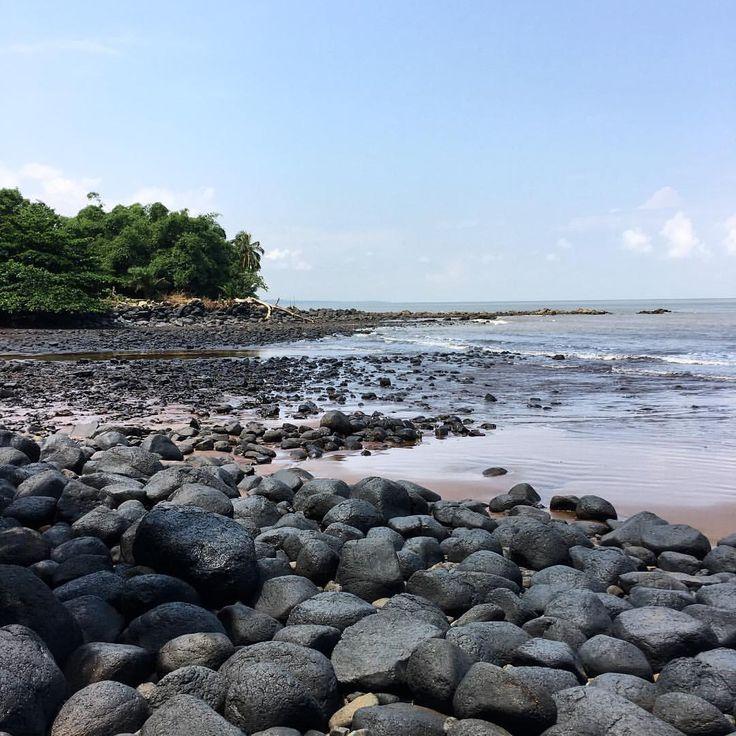 Bimbia beach limbe