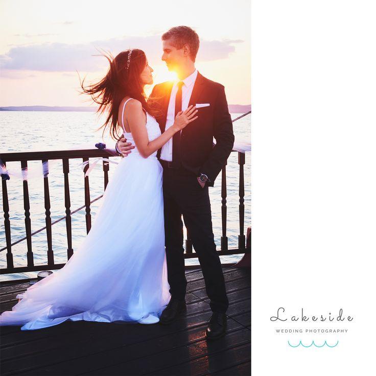 Ildikó & Joci esküvője | Siófok, Talizmán hajó