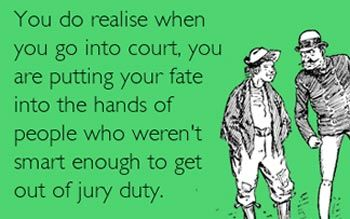 How To Get Out of Jury Duty - http://www.gajizmo.com/how-to-get-out-of-jury-duty/