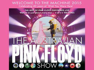 The Australian Pink Floyd - VIP Packages