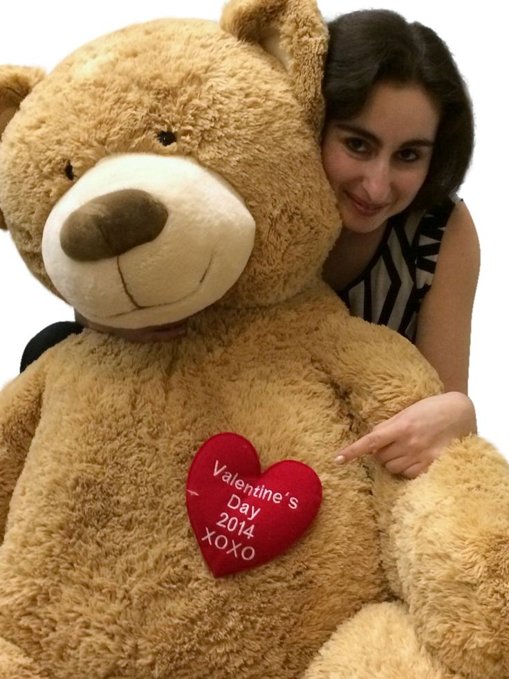 how to clean a giant teddy bear