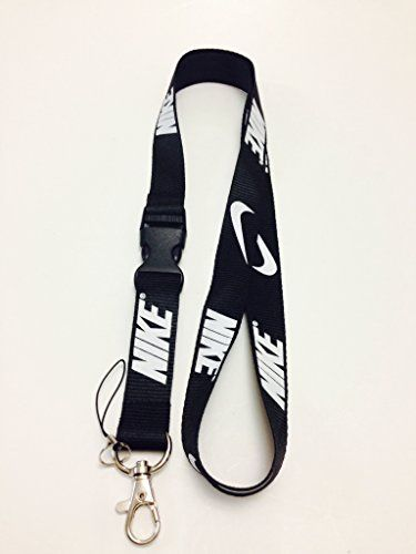 Nike Black Lanyard Nike http://www.amazon.com/dp/