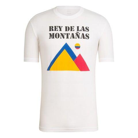 Print t-shirt, £35, rapha.cc