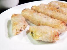 Vietnamské jarní závitky s omáčkou Nuoc Cham
