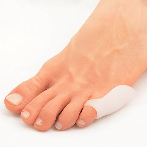 Dr. Frederick's Original Tailor's Bunion Pads - 4 Pads - Soft Gel Bunionette Pad - Shield - Cover - Protector - Tailors Bunion Pain Relief - Bunions Treatment - One Size Fits All - Wear with Shoes Dr. Frederick's Original http://www.amazon.com/dp/B00VB3F8S4/ref=cm_sw_r_pi_dp_.ZdUwb09KB07F
