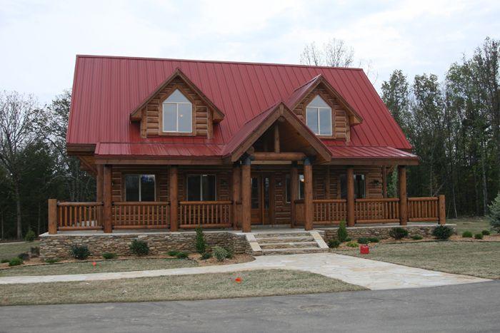 Whisper creek log homes builders Alberta