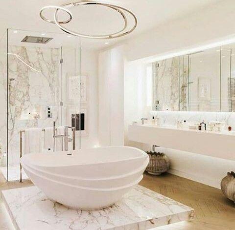 27 best Bathroom images on Pinterest Architecture, Barndominium - glasbilder für badezimmer