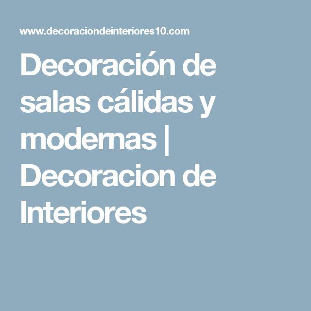 Las 25 mejores ideas sobre decoracion de salas modernas for Diseno de interiores 3d 7 0