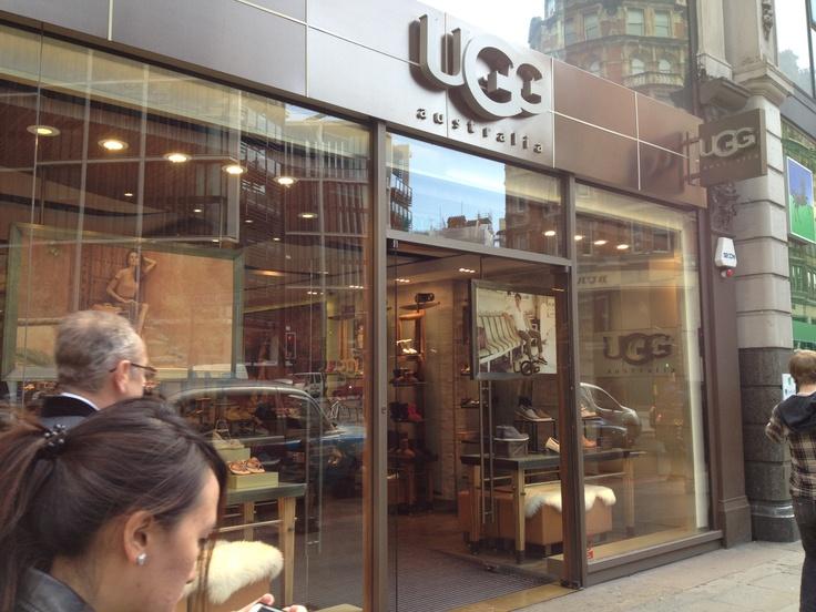 ugg store new york prices