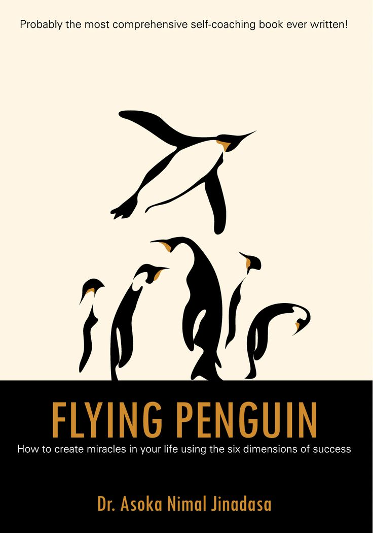 """Dr. Asoka Jinadasa is the author of """"Flying Penguin: How to create miracles in your life using the six dimensions of success"""". It explains how anyone of any age can reach the highest levels of success simply by awakening our vast inborn human potential. We have conducted an interview with him."""