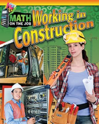 This exciting book makes you a math problem solver by putting you into situations faced by people who work in construction. Math is an important part of many jobs involved in building structures. Three exciting stories lead to a problem you must solve using math. Gr. 4-6