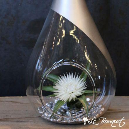 ice flower ornament by Montreal florist Le Bouquet St Laurent