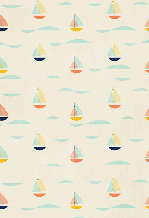 Pattern Play | Sail Boats