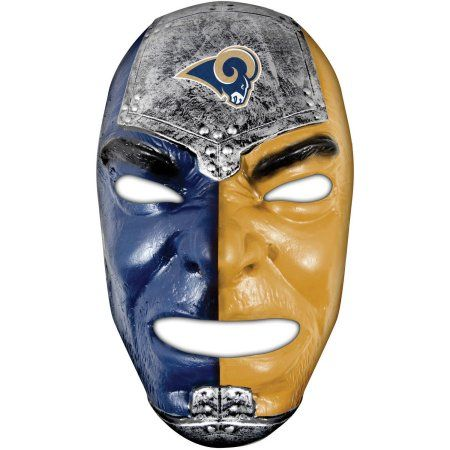 Franklin Sports NFL Los Angeles Rams Fan Face Mask