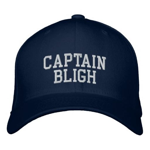 Captain Bligh Cap