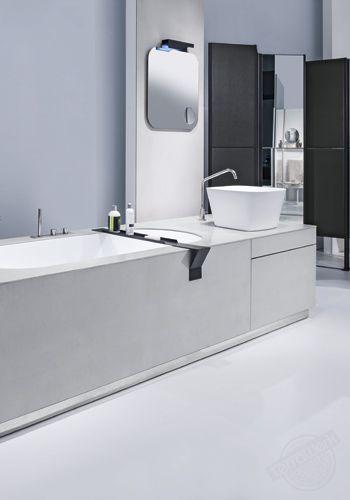 bilder zu bad neu | badezimmer & wohnzimmer, Innenarchitektur ideen