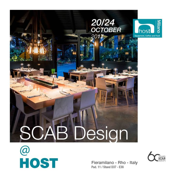 SCAB Design at Host 2017