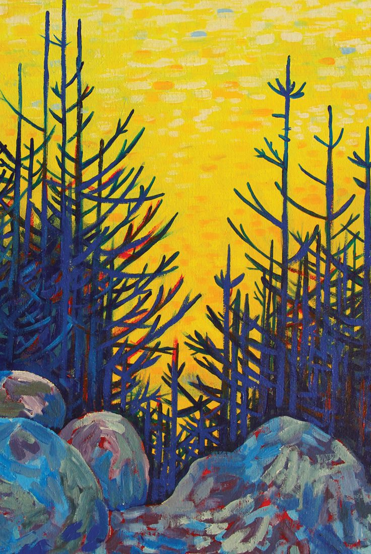 Lawren Harris - Group of Seven - Canadian artist