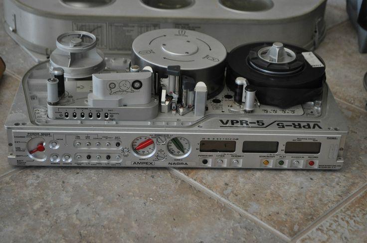 Nagra First Portable Video Recorder VPR 5 Ampex NASA - www.remix-numerisation.fr - Rendez vos souvenirs durables ! - Sauvegarde - Transfert - Copie - Digitalisation - Restauration de bande magnétique Audio - MiniDisc - Cassette Audio et Cassette VHS - VHSC - SVHSC - Video8 - Hi8 - Digital8 - MiniDv - Laserdisc - Bobine fil d'acier - Micro-cassette - Digitalisation audio - Elcaset