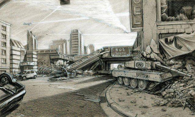 """Anfang Dezember veröffentlichte das War College der US Army ein 163-seitiges Dokument mit dem Titel """"Militärische Krisensituationen in Megastädten und Metropolen."""" Die Militärakademiker Dr. Phil Wi…"""