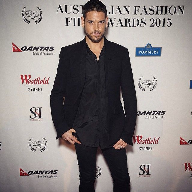 Great time presenting at the Australian Fashion Film Awards last night. Thank you for having me! #affa