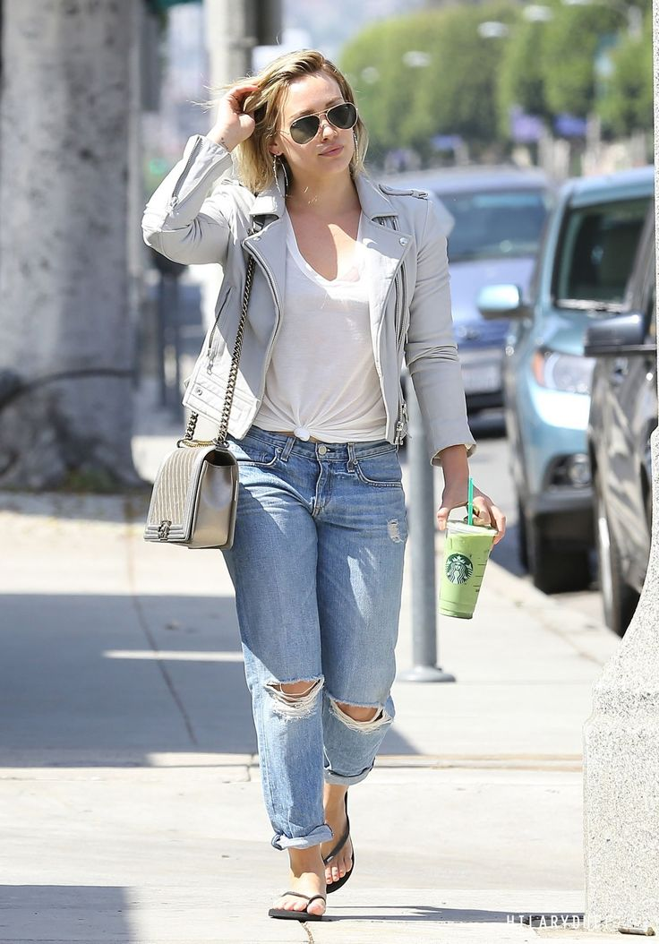Hilary Duff Style