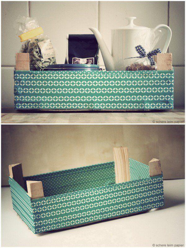 Obstkisten-Recycling