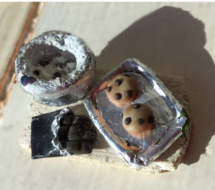 Miniature cookies