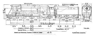 Image Result For Bulleid Light Pacific LOCO DRAWINGS