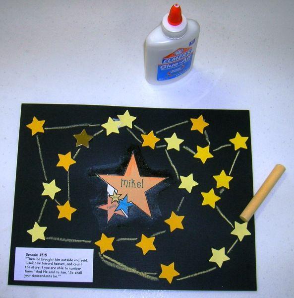 Abraham Sarah Arts And Craft Ideas